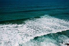 океан Португалия Стоковое Изображение