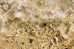 океан предпосылки Стоковые Изображения RF