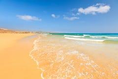 океан пляжа красивейший Стоковые Фотографии RF
