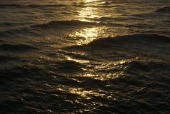 Океан рассвета Стоковое Фото