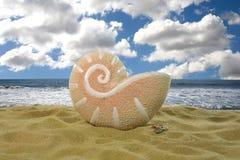 океан фантазии предпосылки Стоковое Изображение