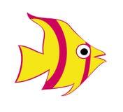 океан 2 рыб Стоковое Фото