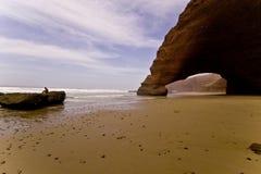 океан arica Стоковое Фото