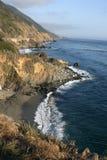 океан pacific береговой линии Стоковые Фотографии RF