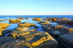 океан pacific Стоковые Изображения RF