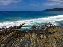 океан pacific Стоковое фото RF
