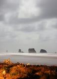 Океан Scene01 Etherial Стоковая Фотография RF