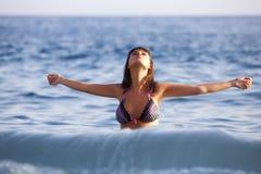 океан spiritualy Стоковые Изображения RF