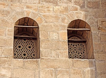 окна арабескы Стоковые Фото