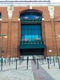 Окна билета на тернере Field, Атланта, GA Стоковые Фото