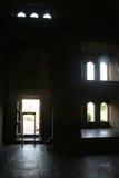 окна вентиляторов двери Стоковые Фотографии RF