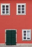 окна двери старые Стоковые Изображения RF