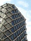 окна дела здания стеклянные самомоднейшие Стоковая Фотография