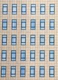 окна зданий Стоковые Фото