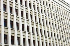 окна здания Стоковое Фото