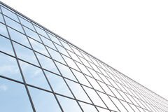 окна корпоративного офиса Стоковая Фотография RF