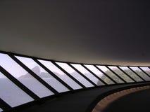 окна музея Стоковые Фотографии RF