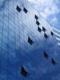 окна открытого неба Стоковое Изображение