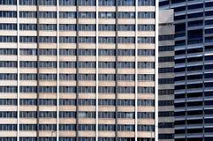 окна офиса Стоковое Фото