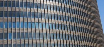 окна офиса Стоковая Фотография