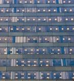 Окна офиса Стоковое фото RF