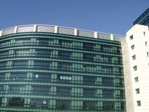 Самомоднейшее здание Стоковое Фото