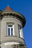 окна спальни Стоковое Фото