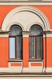 2 окна с сводом Стоковые Изображения RF