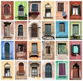 окна Стоковые Изображения