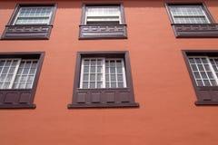 окна Стоковое Фото