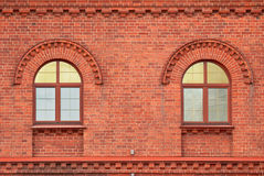 2 окна. Стоковое фото RF