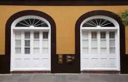 2 окна Стоковая Фотография RF
