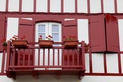 окна espelette Стоковые Фото