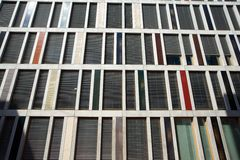 окна jalousie стоковое фото rf
