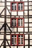 окна monschau Стоковые Фотографии RF