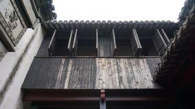 окна wat Таиланда виска phra kaew bangkok Будды изумрудные деревянные Стоковая Фотография RF