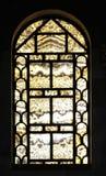 Окно алебастра, базилика St Paul вне стен, Рима Стоковая Фотография RF