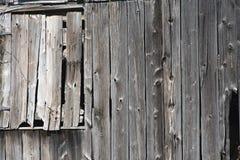 окно амбара старое Стоковая Фотография