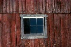 окно амбара Стоковые Изображения RF