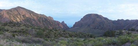 Окно, большой национальный парк загиба стоковое изображение rf
