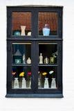 окно вазы Стоковая Фотография