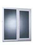 окно вектора черной иллюстрации рамки пластичное изолировано стоковые изображения rf