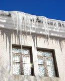 окно весеннего времени Стоковая Фотография RF