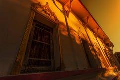 окно виска тайское Стоковые Изображения