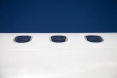 окно воздушных судн 3 Стоковое Фото