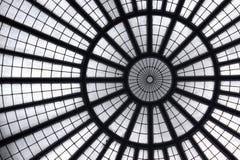 Окно в крыше библиотеки Портленда Стоковое Фото