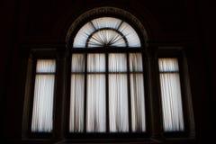Окно в черно-белом Стоковая Фотография RF
