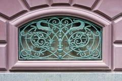окно дворца отверстия Стоковое Изображение