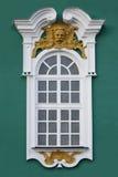 окно дворца Стоковое Изображение