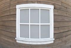 окно деревянное Стоковое Изображение